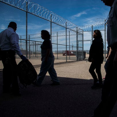 Privately run Eloy Detention Center would be phased