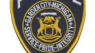 Garden City Police patch
