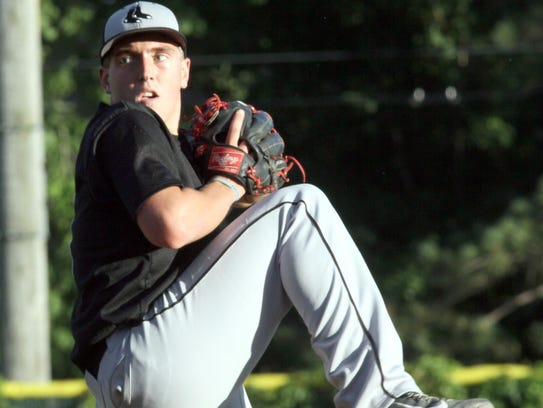 Cal Giese helped lead the Plover Legion team to three