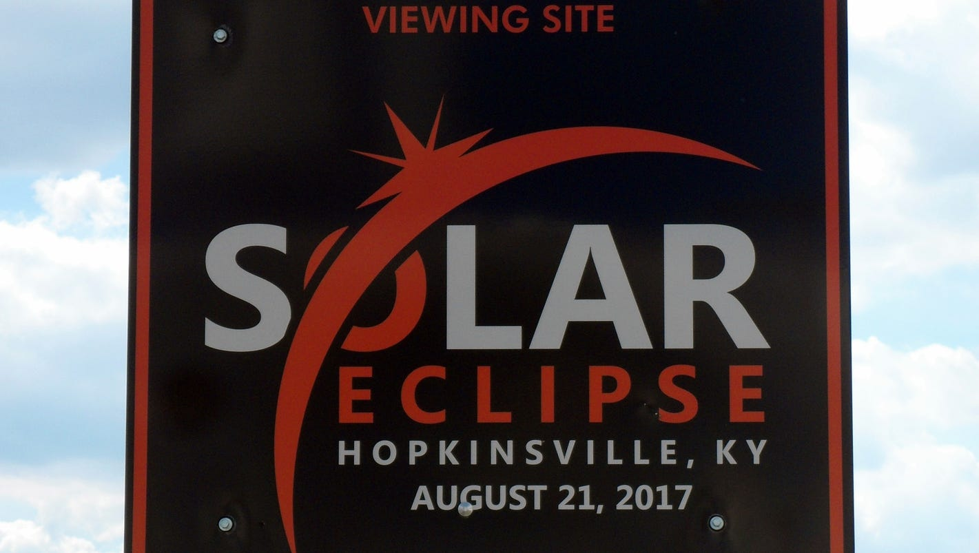Solar eclipse 2017: No kooks or doomsayers as 'Eclipseville' preps for big day