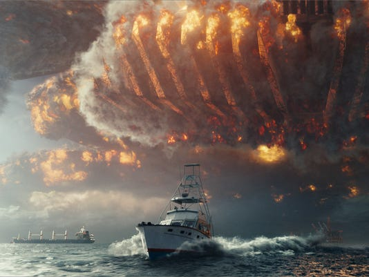 XXX INDEPENDENCE DAY: RESURGENCE