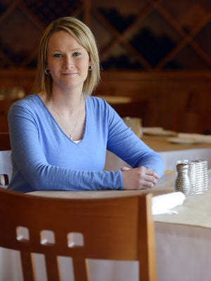 Shauna Haken, assistant manager at Grill 26 in Sioux Falls.