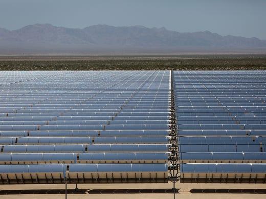 NextEra Energy Genesis solar project ready to go