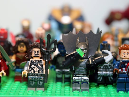 The Lego Club will meet 5:30 p.m. June 5 at the Wichita