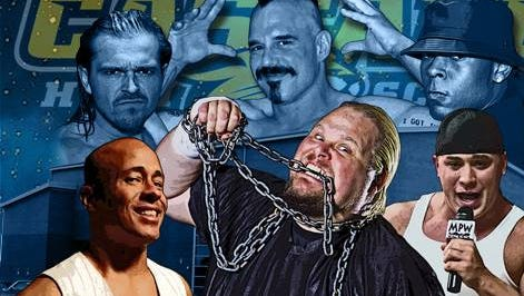 """Take in a night of action with Mid-Valley Pro Wrestling's """"Giving Back,"""" a fundraiser for the Cascade High School volleyball team, 7 to 10 p.m. Friday, Sept. 23, at the Keizer Lions Club, 4100 Cherry Ave. NE, Keizer."""