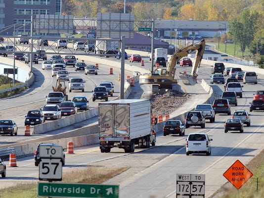 Hwy 172 Reconstruction