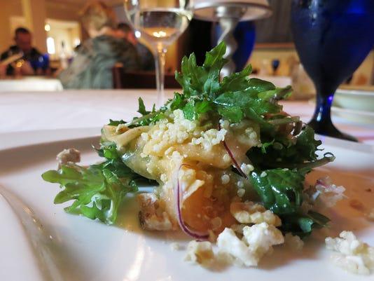Great Plates Cuisine Kale Salad