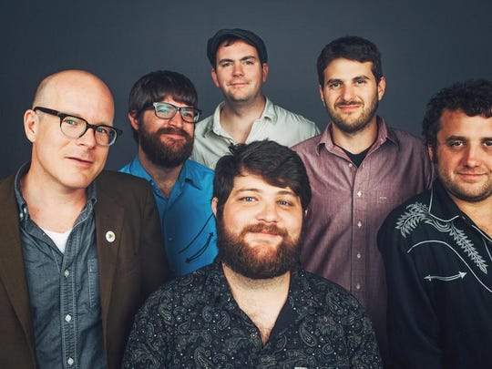 The Revelers perform Thursday at the Haunt.