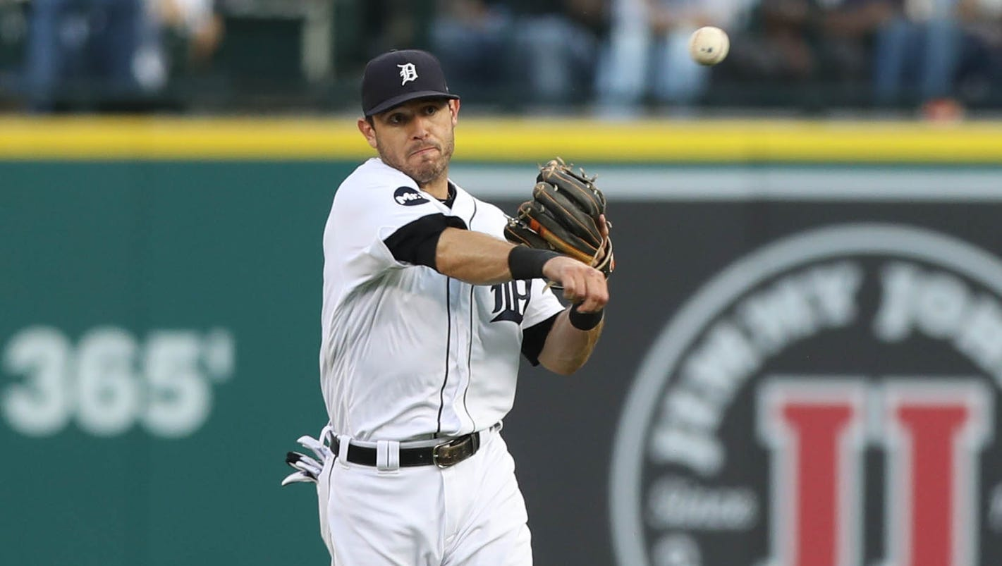 Detroit Tigers move the right way — forward — in trading Ian Kinsler