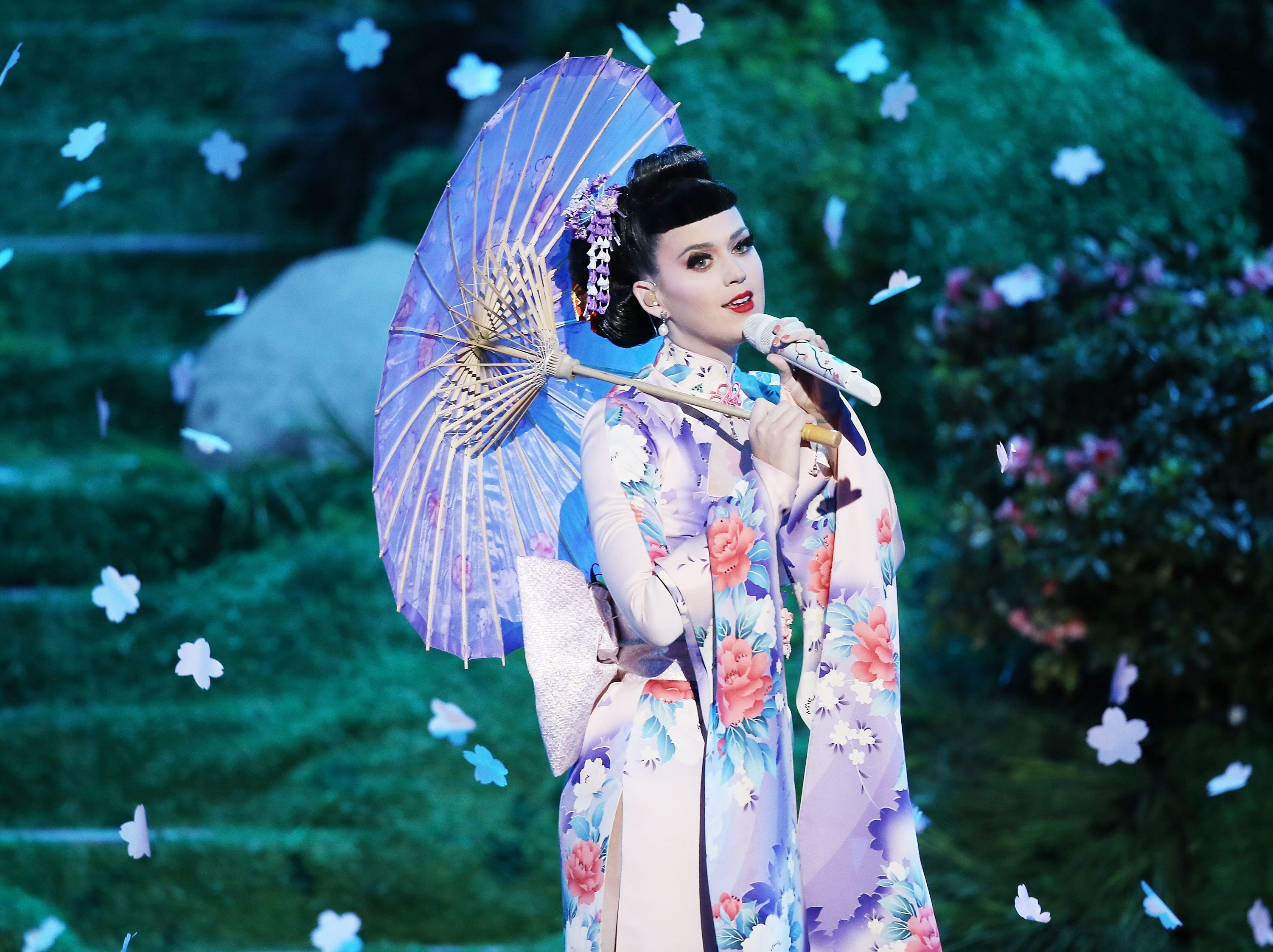 What's Up With Katy Perry's Mildy Racist and Offensive Performances TheseDays