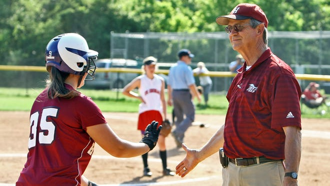 Don Freudenthal has retired as softball coach at Ezell-Harding after 30 seasons, 809 wins and 13 state championships