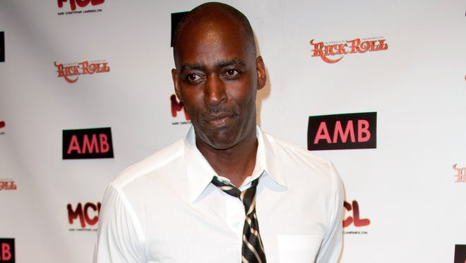 Michael Jace attends WordTheatre presents Storytales at FordAmphitheatre in Los Angeles on Oct. 6, 2012. Los Angeles prosecutors charged Jace with murder on Thursday, May 22, 2014, in shooting death of his wife on Monday, May 19.