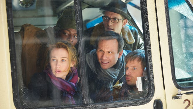 'Mind Games,' starring Christian Slater and Steve Zahn, is being cancelled after five low-rated episodes.