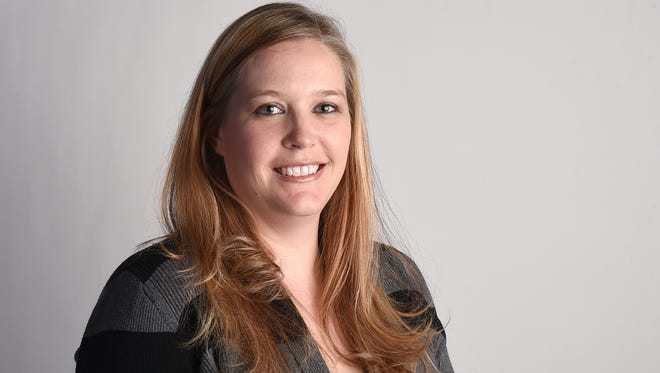 Lyzz Jones has been selected as news director of The Evening Sun in Hanover.