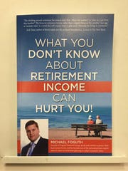 Howell resident Michael Foguth's book was published
