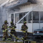 Gas-tank fire sets off blaze that destroys auto shop