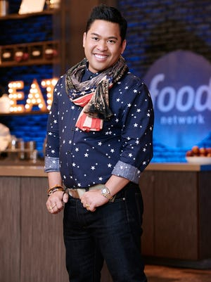 "Arnold Myint is competing on the 11th season of ""Food Network Star."""