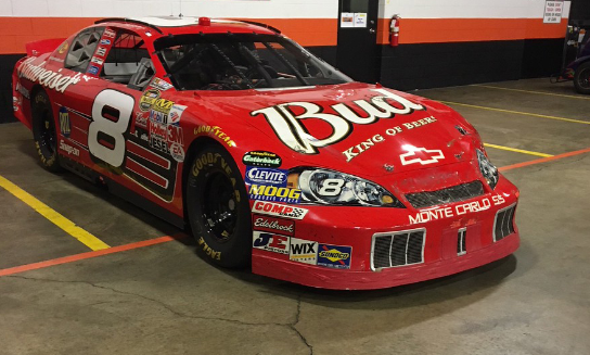 Dale earnhardt jr chevy sweepstakes super