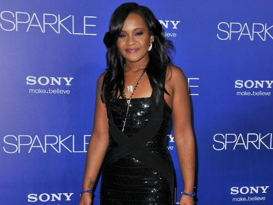 Bobbi Kristina Browns Cousin Barred From Burial