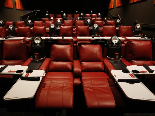 Going to the movies this weekend? Theaters hope you arrive hungry and thirsty