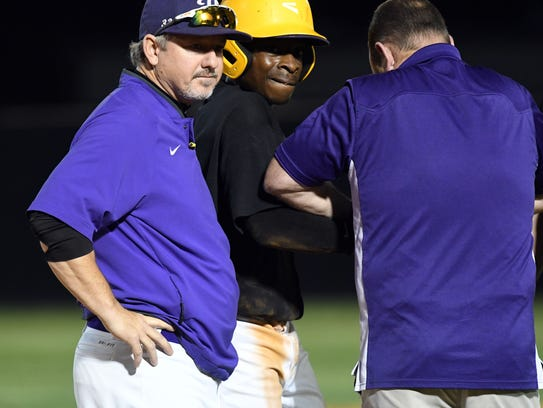Hattiesburg High coach Joe Hartfield has led the Tigers to the Class 5A South State championship in two of the last three seasons.