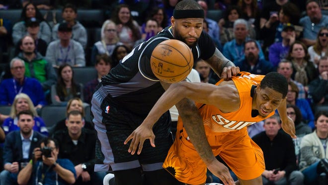 The Suns' rumored pursuit of DeMarcus Cousins is over - in part, according to reports, because the Sacramento Kings were not interested in Brandon Knight as part of a package - but the team continues to work the phones.