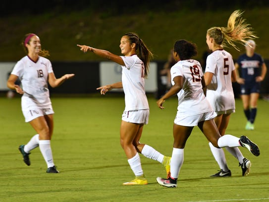 The Florida State soccer team will play host to Ole