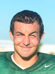 David Berger, Northeastern High School football