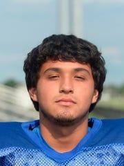 Dante Torres, Centerville High School football
