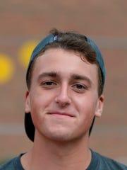 Jake Miller, Richmond High School'