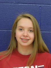 Grace Amyx, Seton Catholic High School volleyball