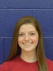 Rita Deitz, Seton Catholic High School volleyball