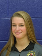 Taylor Haager, Seton Catholic High School volleyball