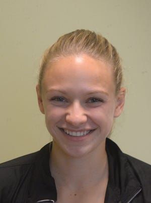 Seton Catholic cross country runner Jenna Barker