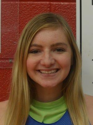 Sophia Spence, Union City girls basketball
