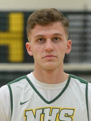Blake Hancock, Northeastern High School basketball