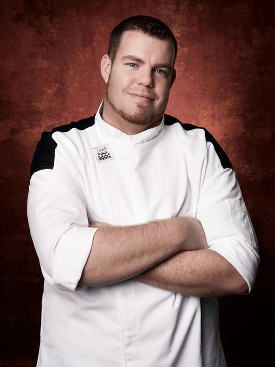 Delaware Chef Competing On 39 Hell 39 S Kitchen 39