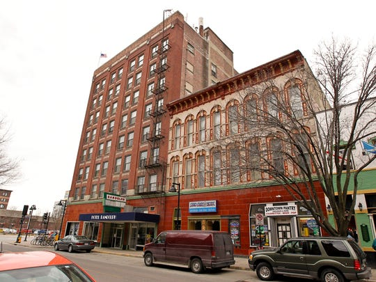 After more than a year of delays, renovations to the Hotel Randolph are set to begin next month.