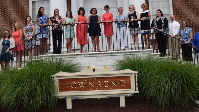 Twenty Delaware teachers are finalists to be named Delaware's 2018 Teacher of the Year.