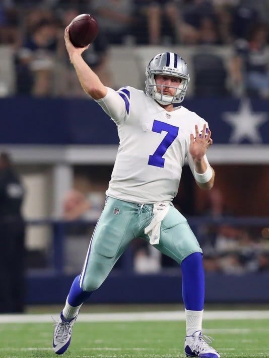 Cooper Rush, Dallas Cowboys