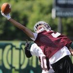 Morristown gets it done on last play at Jets' 7-on-7 High School Football Tournament
