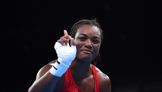 Flint's Claressa Shields will defend her London gold medal on Sunday in Rio.