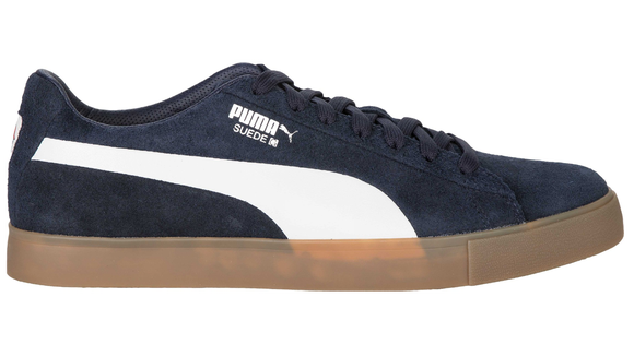 Best Gifts for Golfers 2018: Puma Malbon Suede G Shoes