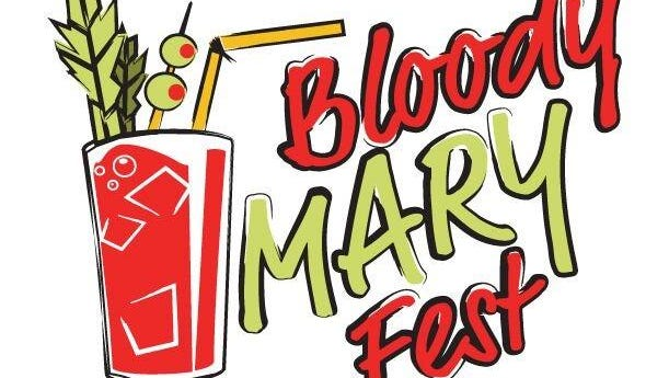 The Bloody Mary Fest is Saturday on South Grand Street near the Downtown River Market.