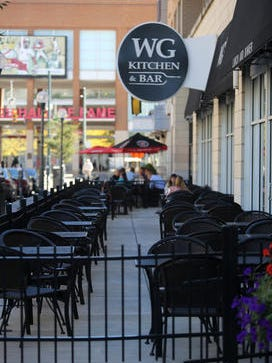 WG Kitchen and Bar was not a popular place for lunch at The Banks on Sept. 26. It closed its doors on Monday. Earlier, Mahogany's shut down. Two Bits, a hybrid restaurant, bar and arcade out of Nashville has signed a letter of intent to locate at The Banks.
