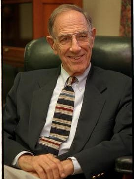 The late U.S. District Judge Edward Johnstone reluctantly sentenced Robert Anthony Anderson in 1994 to life without parole for drug trafficking.