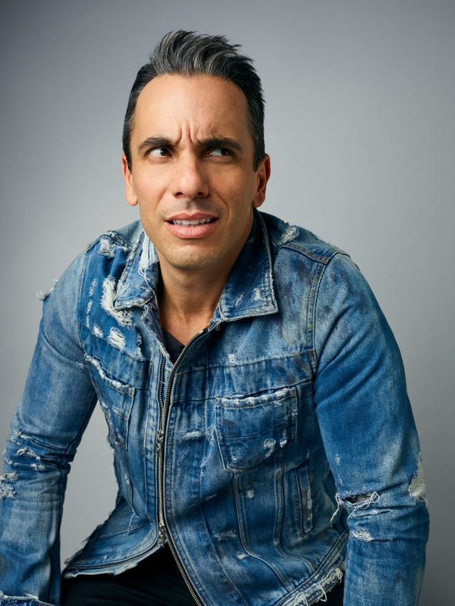 Funny, determined and 'real' - comedian Sebastian Maniscalco