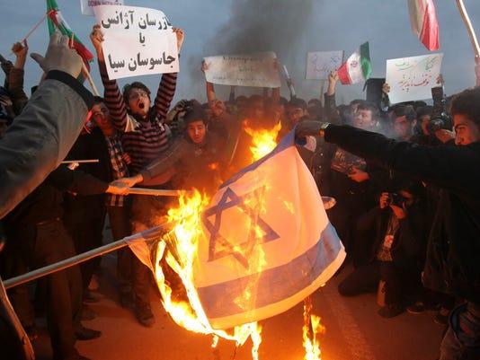 iran nuclear israel