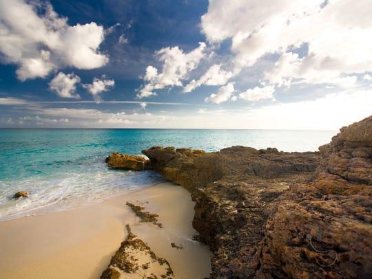 Dutch St. Maarten has several popular beaches including