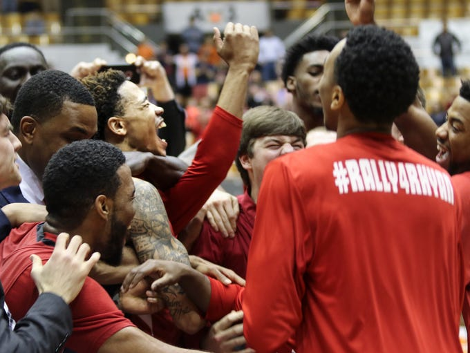 The Austin Peay State University men's basketball team